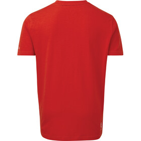 Dare 2b Go Beyond Tee Kids, fiery red